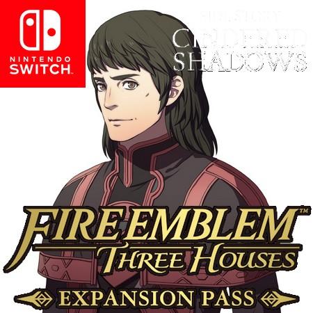 Fire Emblem - Three Houses - Cindered Shadows - Introdução do Alphard