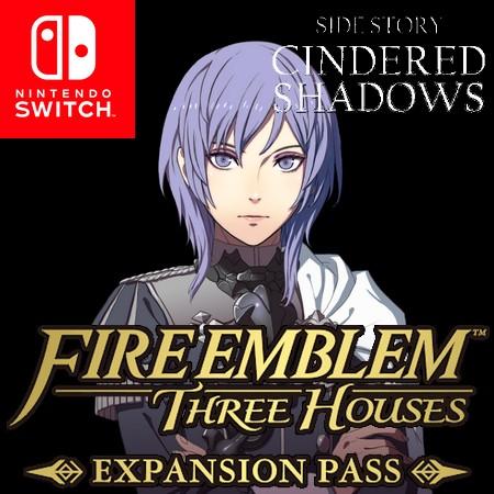Fire Emblem - Three Houses - Cindered Shadows - Introdução do Yuri