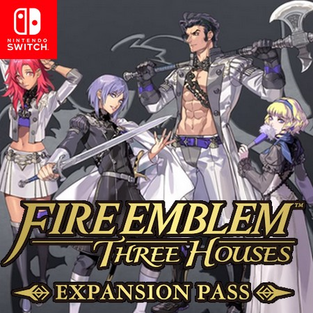 Fire Emblem - Three Houses - Cindered Shadows - Trailer da Wave 4 do Expansion Pass