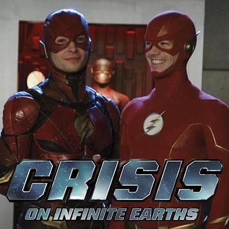 Flash do Ezra Miller aparece em Crise nas Infinitas Terras da CW