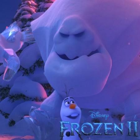 Frozen II - Olaf, Golem de Gelo e a Cena Pós-Créditos do filme