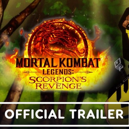 Mortal Kombat Legends - Scorpion´s Revenge - Trailer Oficial
