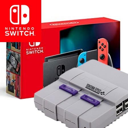 Nintendo Switch ultrapassa vendas totais do Super Nintendo