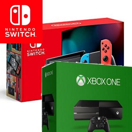 Nintendo Switch ultrapassa vendas totais do Xbox One