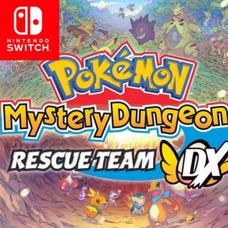 Pokemon Mystery Dungeon - Rescue Team DX - Trailer de Anúncio do Remake
