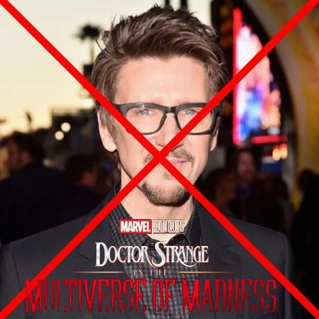 Scott Derrickson não será mais diretor de Doutor Estranho e o Multiverso da Loucura