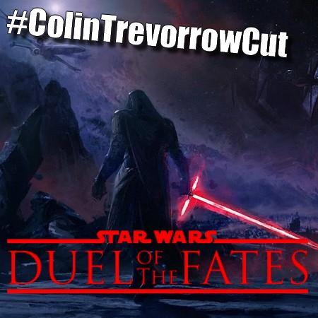 Star Wars - Duel of Fates - Vaza suposto roteiro do Colin Trevorrow's Cut do Episódio IX