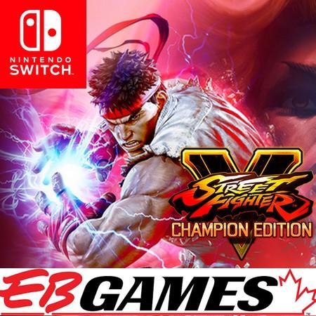Street Fighter V - Champion Edition pode ganhar versão para Nintendo Switch