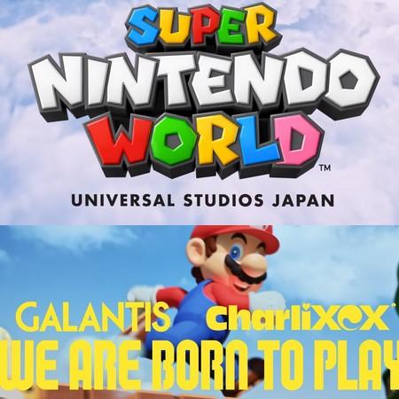 Super Nintendo World - Trailer Musical do Parque Temático da Nintendo