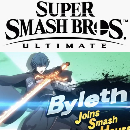 Super Smash Bros Ultimate - Sakurai apresenta Byleth com DLC