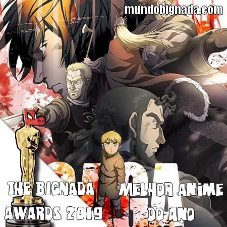 The Bignada Awards 2019 - Melhor Anime do Ano - Vinland Saga