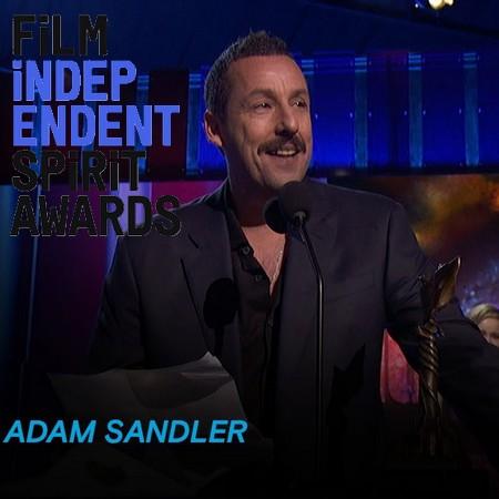 Adam Sandler xinga Oscar durante Spirit Awards