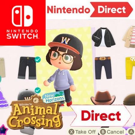 Animal Crossing Direct 20 02 2020 - Assista o evento digital completo