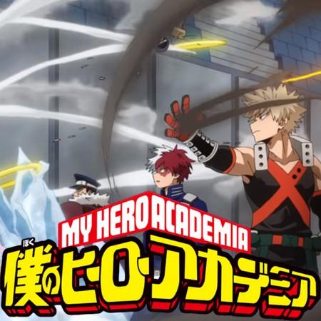 Boku no Hero Academia - Preview do Episódio 17 da Season 4