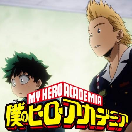 Boku no Hero Academia - Preview do Episódio 18 da Season 4