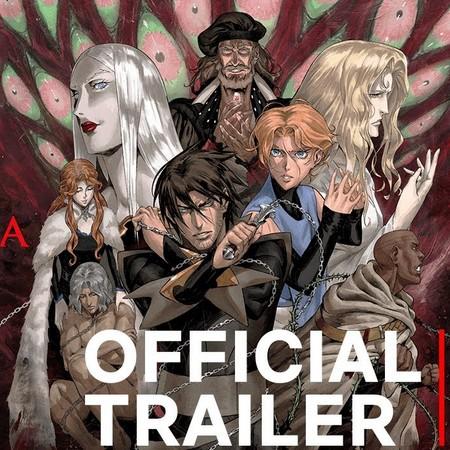 Castlevania - Trailer Oficial da Season 3