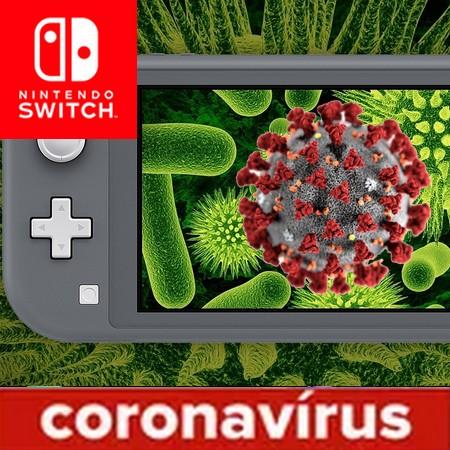 Coronavírus pode afetar produção do Nintendo Switch