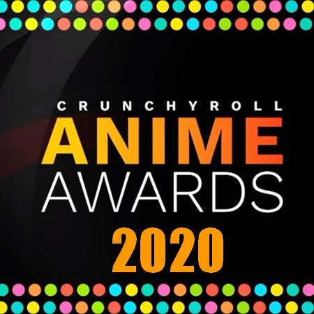 Crunchyroll Anime Awards 2020 - Vencedores