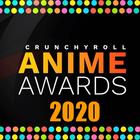 Crunchyroll Anime Awards 2020 - Vencedores