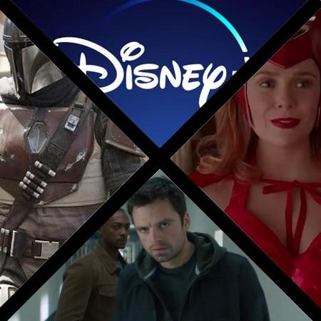 Falcão e o Soldado Invernal, Mandalorian e Wandavision ganham data de estreia no Disney+