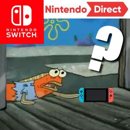 Fãs da Nintendo estão sedentos por um novo Nintendo Direct