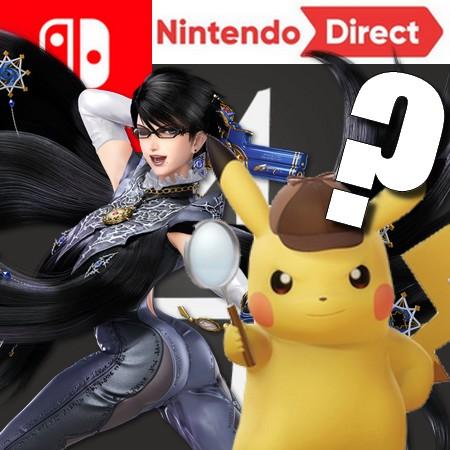 Nintendo Direct pode acontecer dia 27 02 2020 junto com anúncio da Platinum4