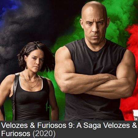 O Milagre da Tradução - F9 The Fast Saga é Velozes e Furiosos 9 - A Saga Velozes e Furiosos
