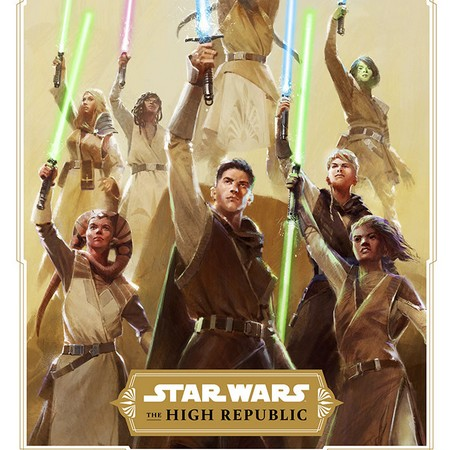 Star Wars - The High Republic - Trailer de Anúncio da Nova Era
