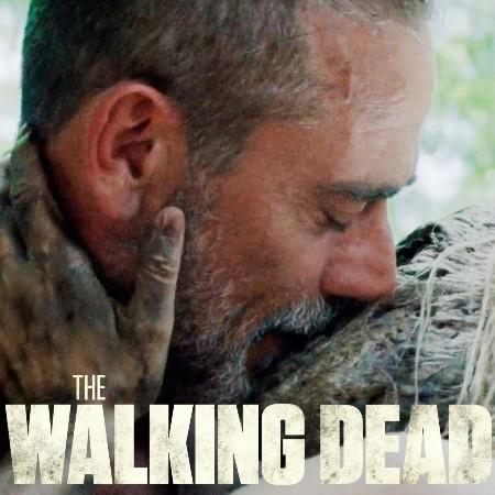 The Walking Dead - Negan beija Alpha no episódio S10E09