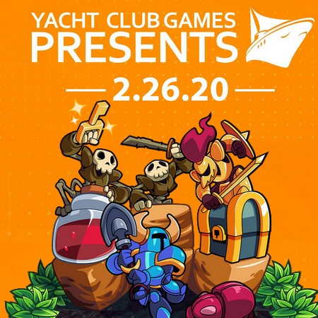 Yacht Club Presents 2.26.2020 - Shovel Knight Pocket Dungeon e outros anúncios de games indies