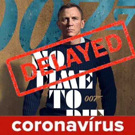 007 No Time to Die é adiado devido ao Coronavírus