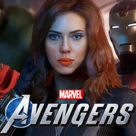 Avengers da Square Enix - Viúva Negra ganha rosto da Scarlett Johansson através de Deep Fake