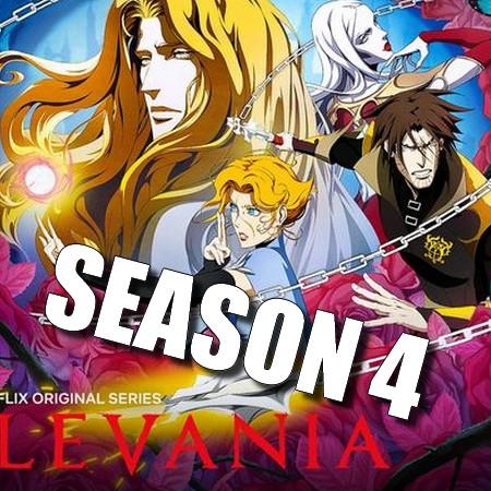 Castlevania - Anunciada Season 4 da série animada