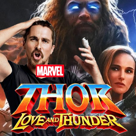 Christian Bale confirmado como vilão de Thor - Love and Thunder
