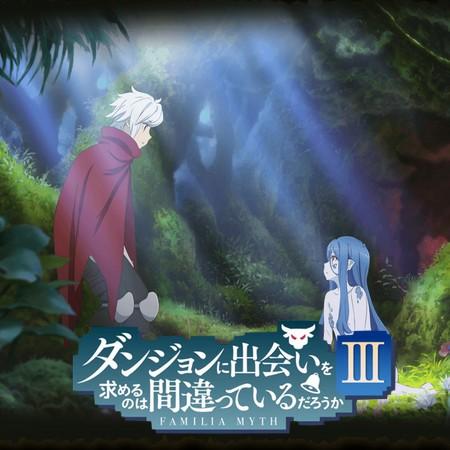 Danmachi III - Trailer Oficial da Season 3