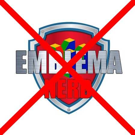 Emblema Nerd - Canal do Youtube foi suspenso