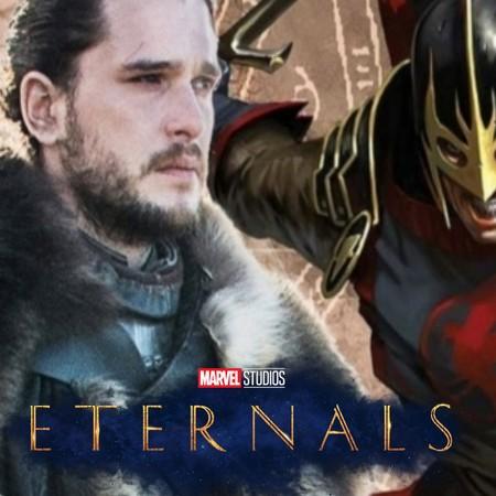 Eternos - Vaza descrição do trailer do filme