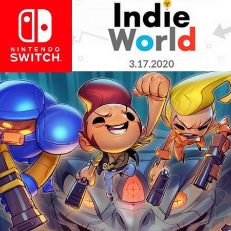 Exit the Gungeon e outros games anunciados no Indie World 17 03 2020