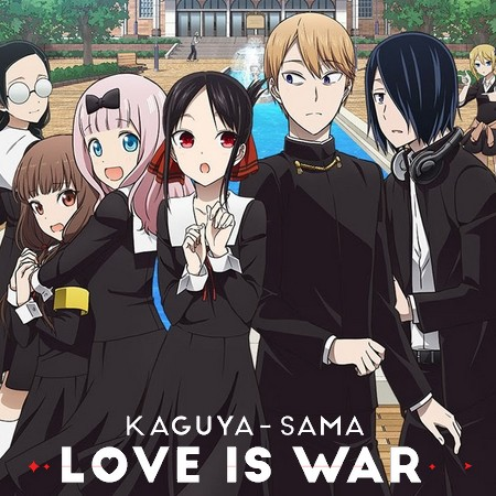 Kaguya-sama Love is War - Season 2 ganha data de estreia