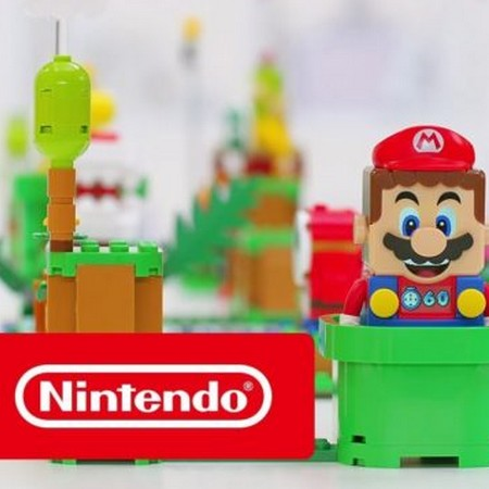 LEGO Super Mario - Trailer de Revelação