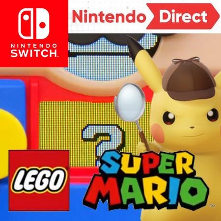 Lego X Super Mario pode ser anunciado no Nintendo Direct