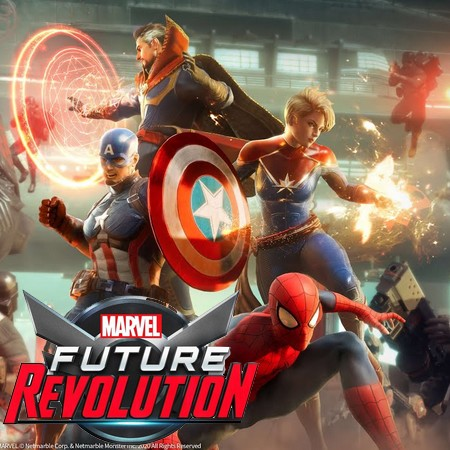 Marvel Future Revolution - Trailer de Anúncio do Game