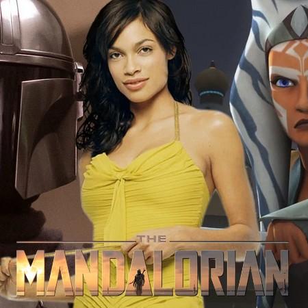Rosario Dawson pode ser Ahsoka Tano na Season 2 de The Mandalorian