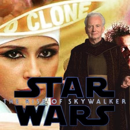 Star Wars - Ascensão Skywalker - Pai de Rey é confirmado como Clone fracassado do Imperador Palpatine