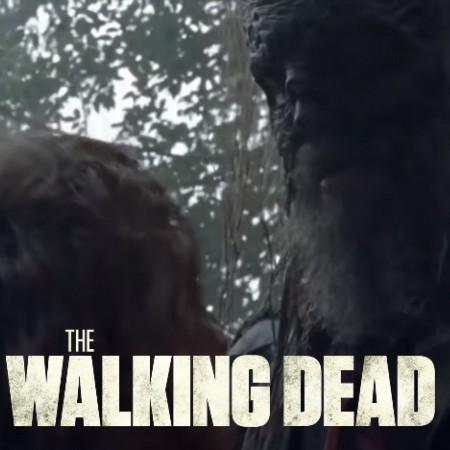 The Walking Dead - Beta mata Gamma no episódio S10E12
