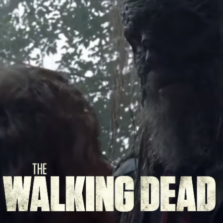 The Walking Dead - Beta mata Gamma no episódio S10E12