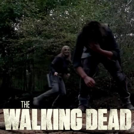 The Walking Dead - Daryl Vs. Alpha em luta sangrenta no episódio S10E10