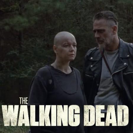 The Walking Dead - Negan mata Alpha no episódio S10E12