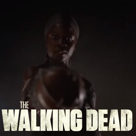 The Walking Dead - O que aconteceria se a Michonne fosse capanga do Negan no episódio S10E13