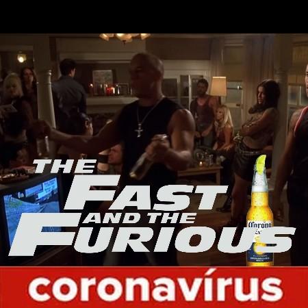 Velozes e Furiosos previu o Coronavírus